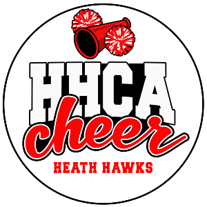 Heath Hawks Community Athletic Cheer